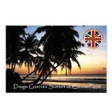 Diego garcia Postcards