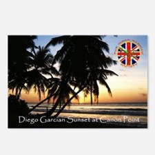 DGS Sunset Postcards (Package of 8)