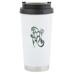 Life is better with ART in it Travel Mug