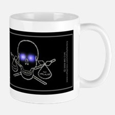 Robot Skeleton Hobo Mug