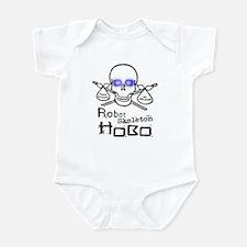 Robot Skeleton Hobo Infant Bodysuit