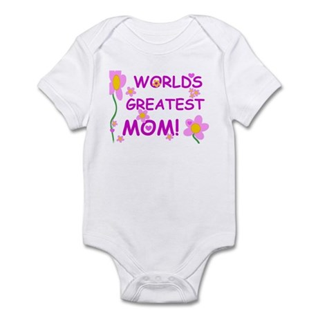 World's Greatest Mom Infant Bodysuit