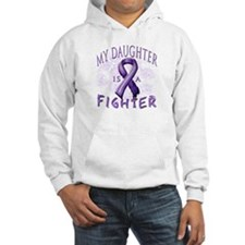My Daughter Is A Fighter Hoodie