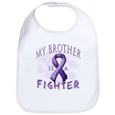 My Brother Is A Fighter Bib