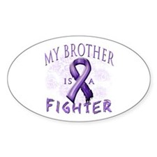 My Brother Is A Fighter Decal
