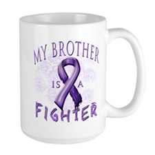 My Brother Is A Fighter Mug