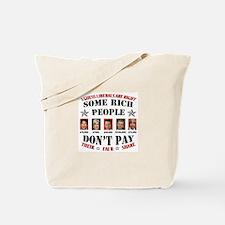 Cute Fair tax Tote Bag