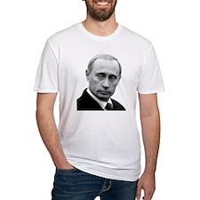 Vladimir Putin (Newspaper Print)
