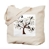 Crow Totes & Shopping Bags