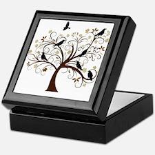 The Raven's Tree Keepsake Box