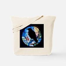 Raven Prism Tote Bag