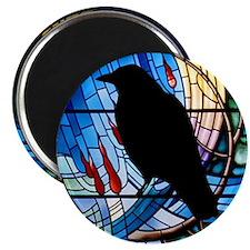 Raven Prism Magnet