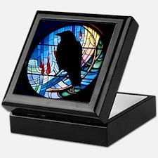 Raven Prism Keepsake Box