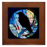 Raven Framed Tiles
