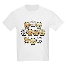 10 Cow T-Shirt