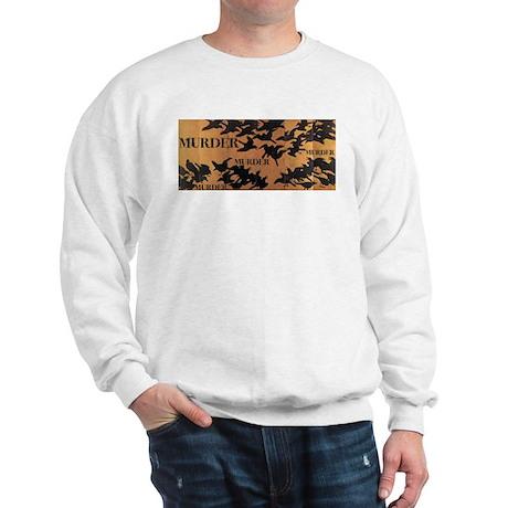 Murder of Ravens Sweatshirt