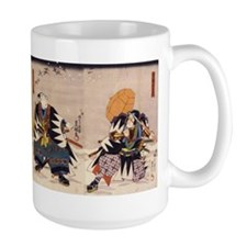 Samurai Warriors Mug