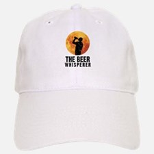 The Beer Whisperer Baseball Baseball Cap