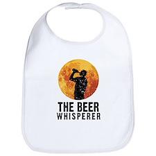 The Beer Whisperer Bib
