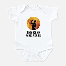 The Beer Whisperer Infant Bodysuit