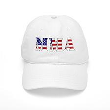 MMA USA Baseball Cap