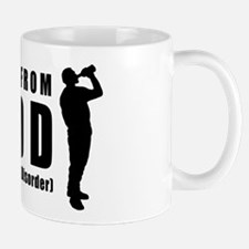 Non-Stop Drinking Mug