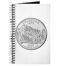 Colorado State Quarter Gear Journal