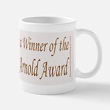 Benedict Arnold Award - Small Small Mug