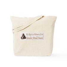 Benedict Arnold Award - Tote Bag