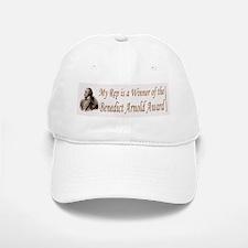 Benedict Arnold Award - Baseball Baseball Cap