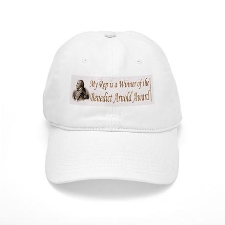 Benedict Arnold Award - Cap