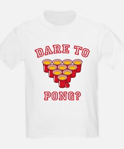 Dare To Pong? T-Shirt
