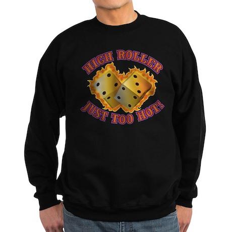 High Roller Dice Sweatshirt (dark)