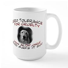 Zero Tolerance...2-sided Mug