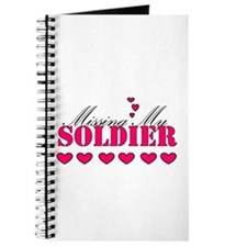 Missing my soldier Journal