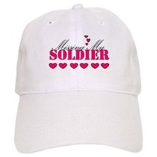 Missing my soldier Baseball Cap