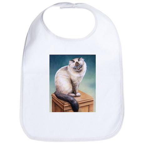 Ragdoll Cat Bib