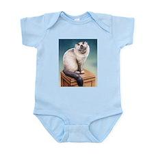 Ragdoll Cat Infant Creeper