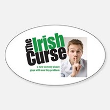 The Irish Curse - Decal