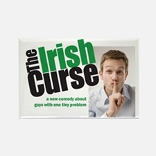 The Irish Curse - Rectangle Magnet