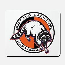 Buffalo Lacrosse Mousepad