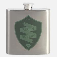 Regen Rovers Flask