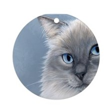 Ragdoll Cats 2 Ornament (Round)