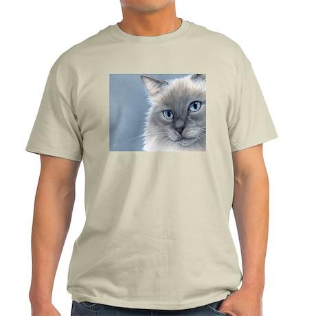 Ragdoll Cats 2 Ash Grey T-Shirt