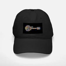 Mosaic Mandolin Baseball Hat