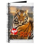 Roy the Tiger - Misc & More Journal