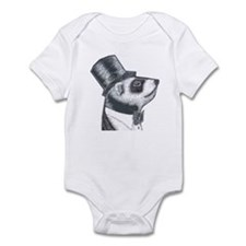 Cute Ferrets Infant Bodysuit