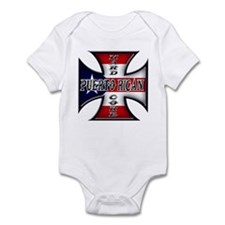 Puerto rican warned you about Infant Bodysuit