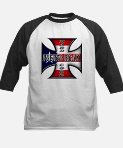 Puerto rican warned you about Kids Baseball Jersey