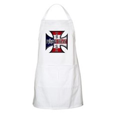 Puerto rican warned you about BBQ Apron